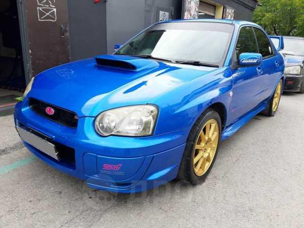 Subaru Impreza WRX STI, 2004 год, 620 000 руб.