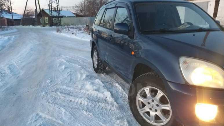 Chery Tiggo T11, 2006 год, 220 000 руб.