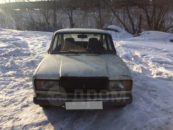 Лада 2107, 1998 год, 25 000 руб.
