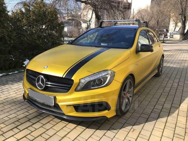 Mercedes-Benz A-Class, 2014 год, 1 344 000 руб.