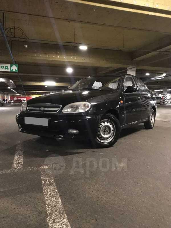 Chevrolet Lanos, 2008 год, 109 000 руб.