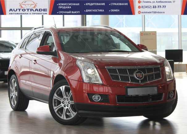 Cadillac SRX, 2012 год, 1 295 000 руб.