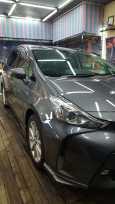 Toyota Prius a, 2015 год, 1 200 000 руб.