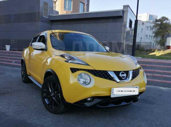 Nissan Juke, 2017 год, 899 000 руб.