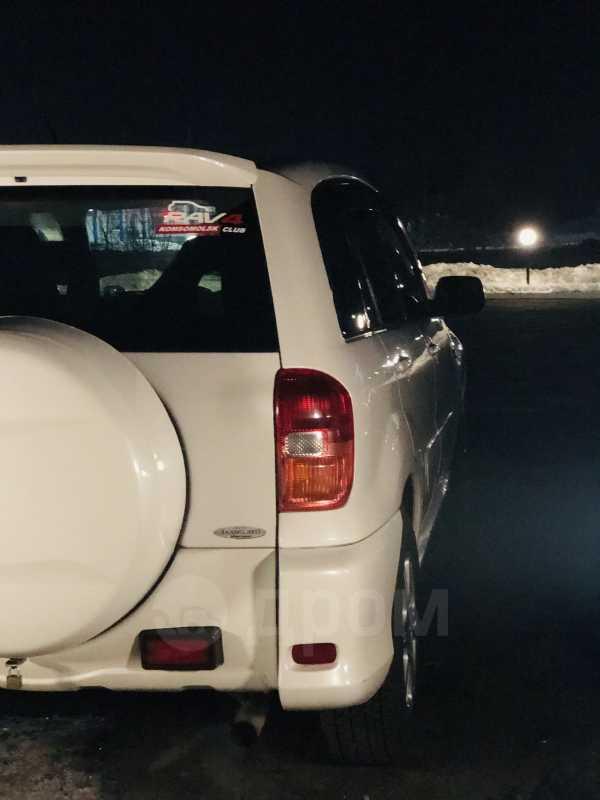 Toyota RAV4, 2001 год, 475 000 руб.