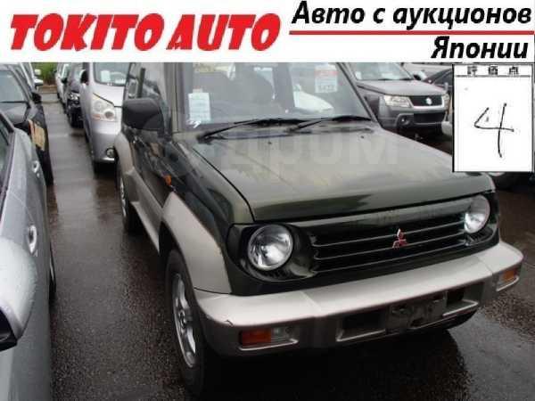 Mitsubishi Pajero Junior, 1997 год, 200 000 руб.