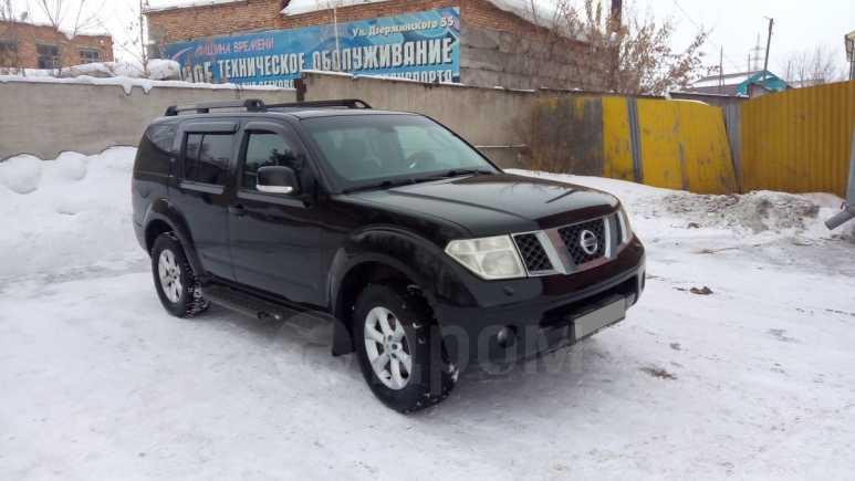 Nissan Pathfinder, 2007 год, 530 000 руб.