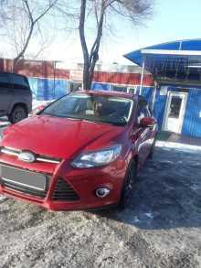 Новокузнецк Ford Focus 2013