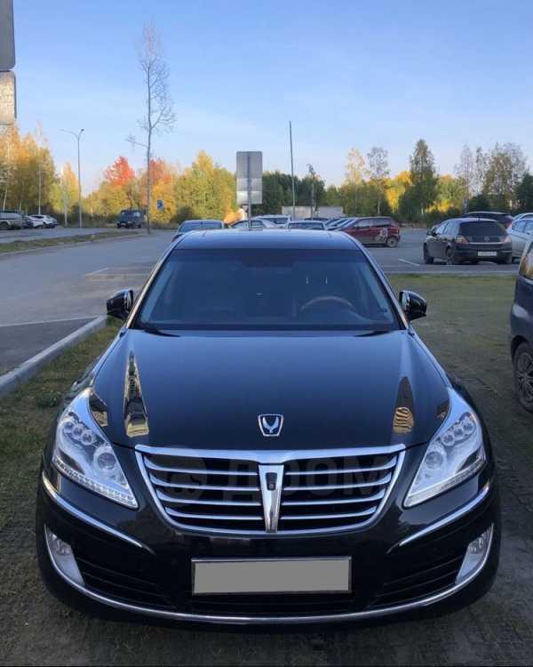 Hyundai Equus, 2012 год, 1 100 000 руб.