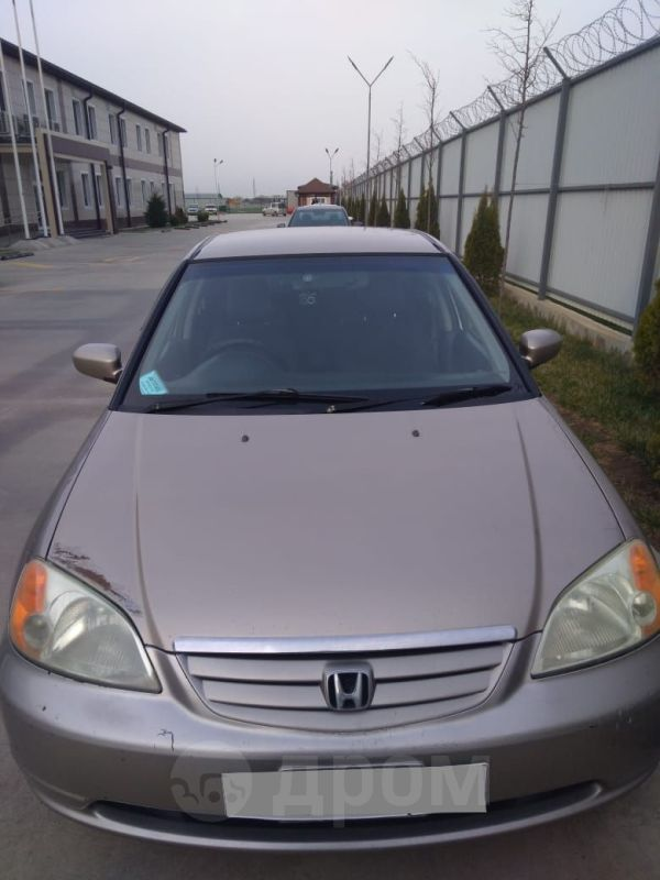 Honda Civic, 2002 год, 187 000 руб.