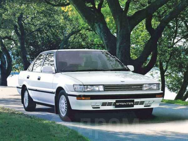 Toyota Sprinter, 1988 год, 300 000 руб.