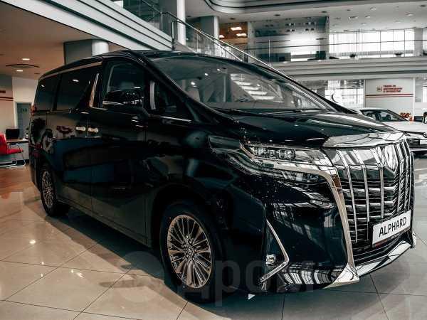 Toyota Alphard, 2019 год, 5 032 000 руб.