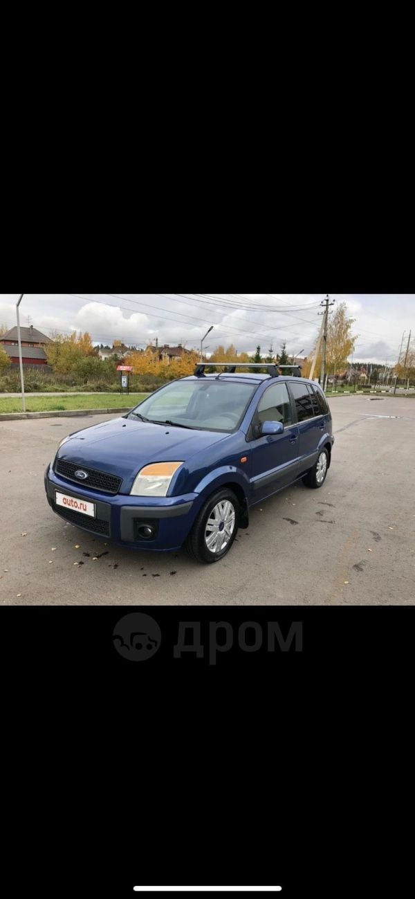 Ford Fusion, 2008 год, 265 000 руб.