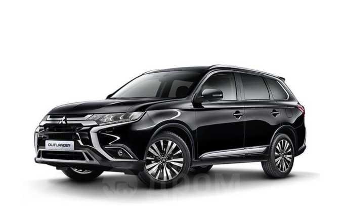 Mitsubishi Outlander, 2019 год, 1 720 000 руб.