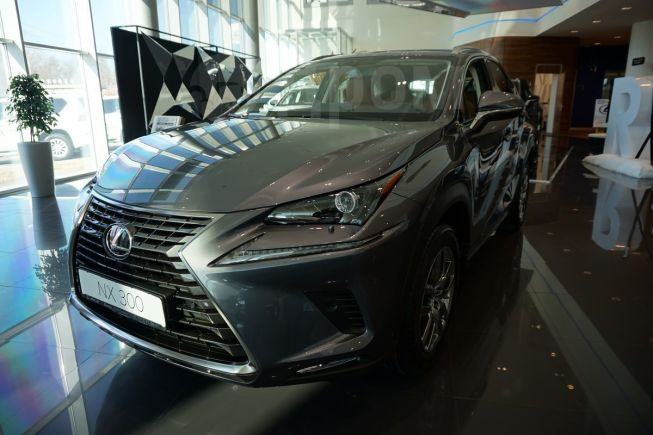 Lexus NX300, 2019 год, 3 241 000 руб.