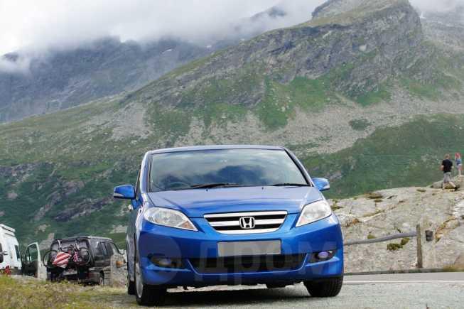Honda Edix, 2004 год, 385 000 руб.