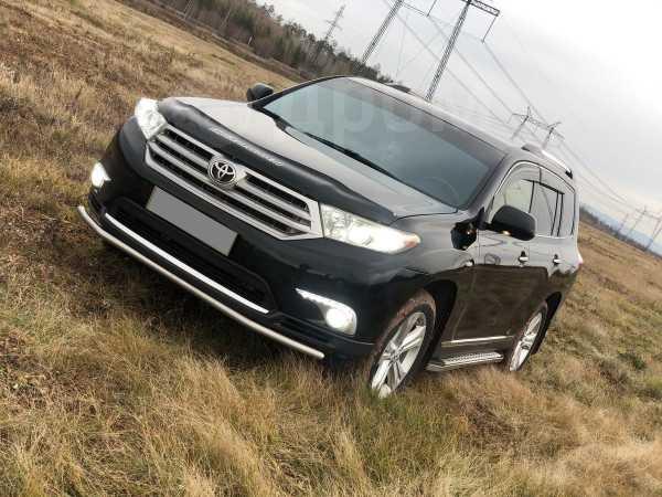 Toyota Highlander, 2012 год, 1 430 000 руб.