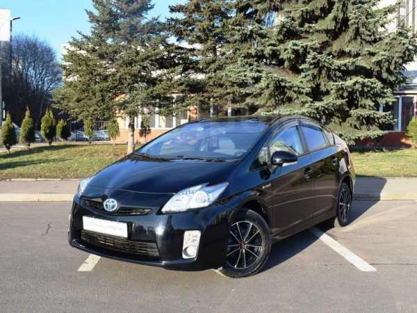 Toyota Prius, 2010 год, 835 000 руб.