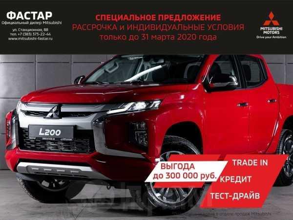 Mitsubishi L200, 2019 год, 2 723 000 руб.