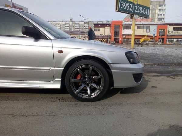 Subaru Legacy B4, 2003 год, 250 000 руб.
