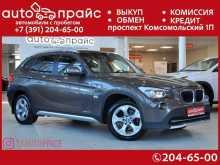 Красноярск X1 2011