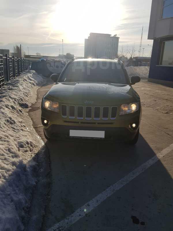 Jeep Compass, 2012 год, 799 000 руб.