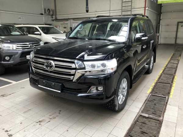 Toyota Land Cruiser, 2019 год, 5 600 000 руб.