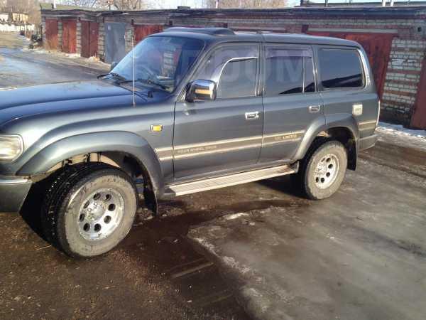 Toyota Land Cruiser, 1991 год, 895 000 руб.