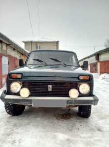 Екатеринбург 4x4 2131 Нива 1997