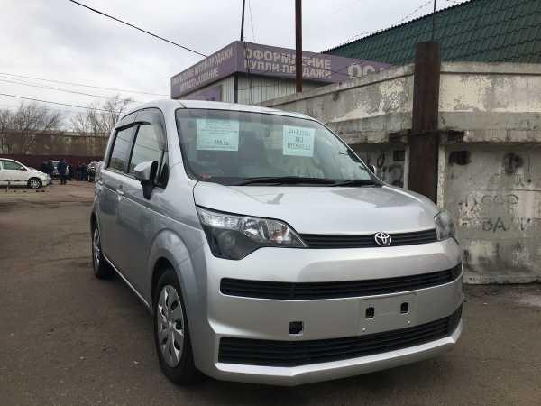 Toyota Spade, 2013 год, 578 000 руб.