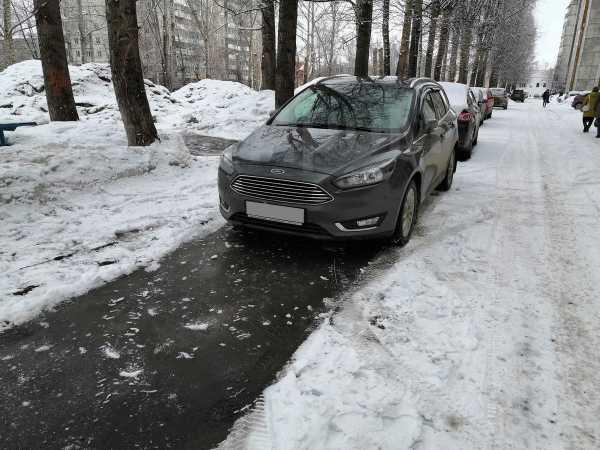 Ford Focus, 2018 год, 970 000 руб.