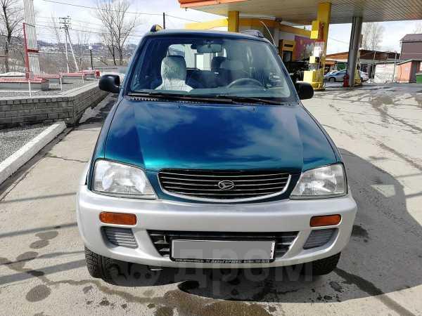 Daihatsu Terios, 2000 год, 275 000 руб.