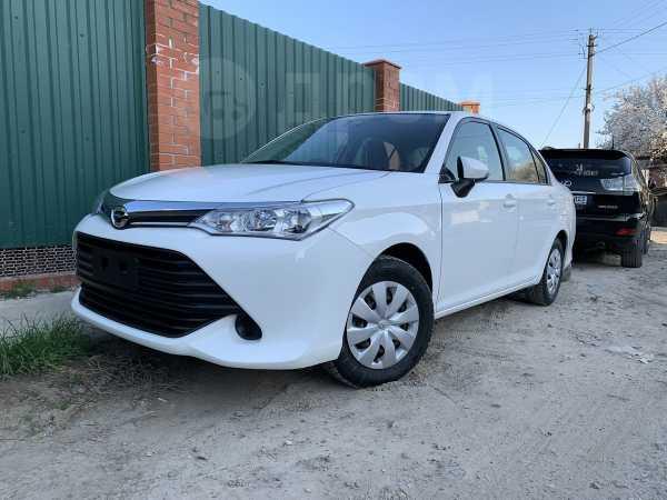 Toyota Corolla Axio, 2016 год, 707 000 руб.
