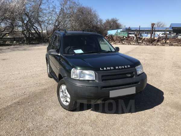 Land Rover Freelander, 2003 год, 335 000 руб.