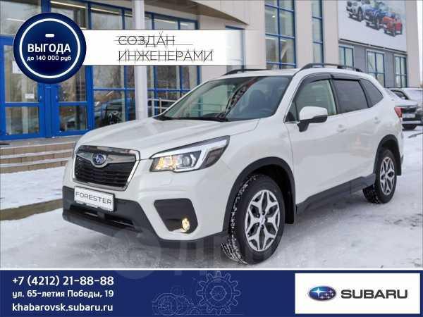 Subaru Forester, 2019 год, 2 358 300 руб.