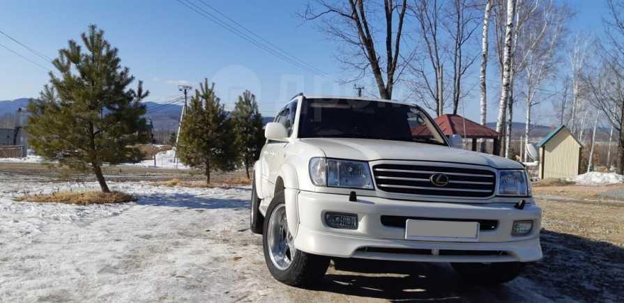 Toyota Land Cruiser, 1998 год, 1 526 000 руб.