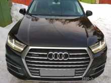 Среднеуральск Audi Q7 2016