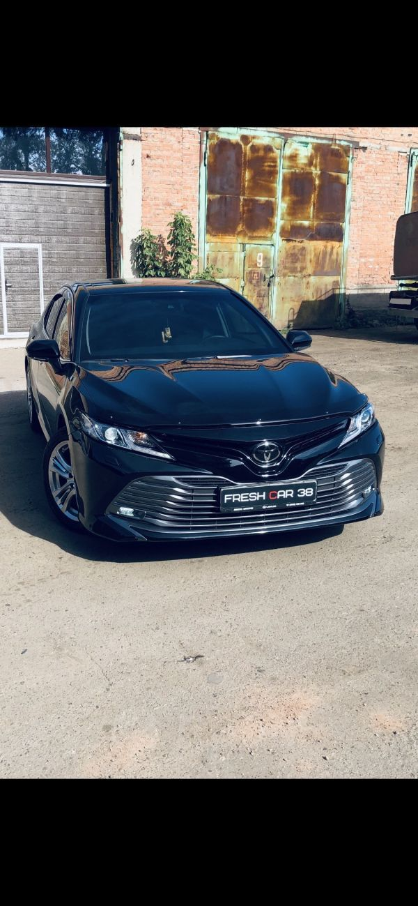 Toyota Camry, 2019 год, 1 850 000 руб.