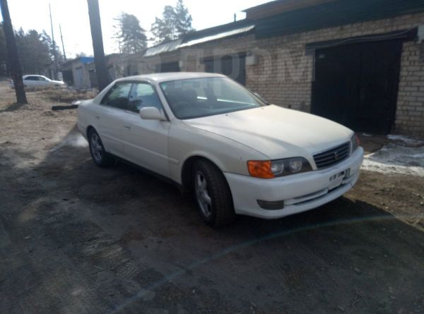 Toyota Chaser, 1997 год, 115 000 руб.