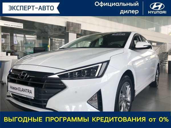 Hyundai Elantra, 2019 год, 1 330 000 руб.
