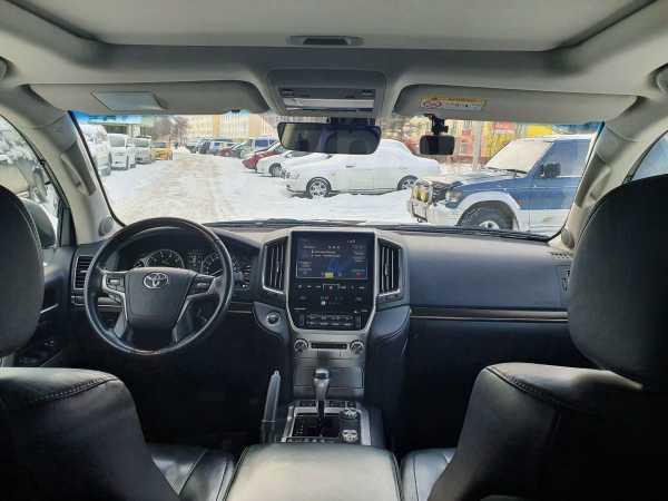 Toyota Land Cruiser, 2015 год, 3 550 000 руб.