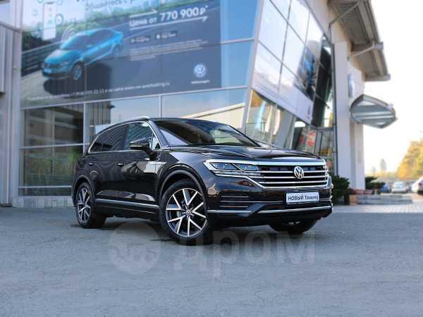 Volkswagen Touareg, 2019 год, 4 800 000 руб.