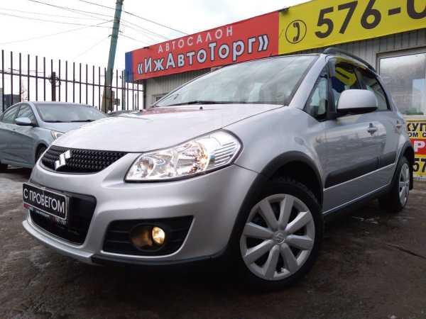 Suzuki SX4, 2013 год, 570 000 руб.