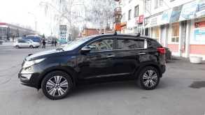 Барнаул Sportage 2015
