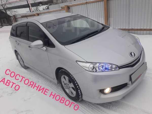 Toyota Wish, 2015 год, 940 000 руб.