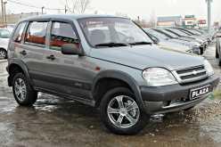 Уфа Niva 2006