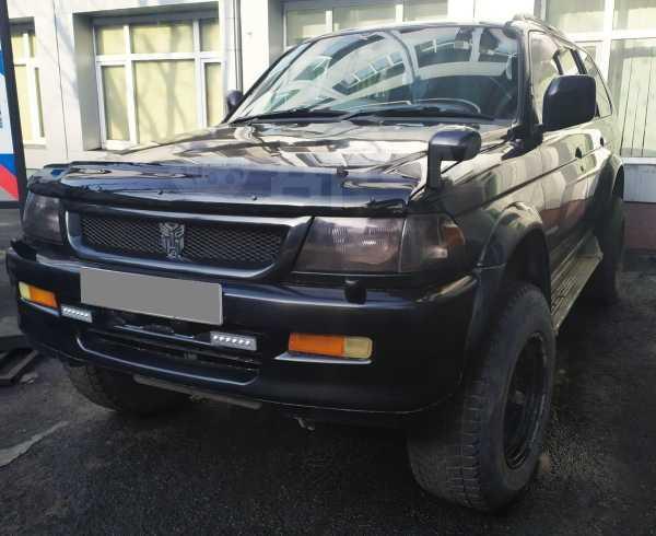 Mitsubishi Challenger, 1996 год, 420 000 руб.