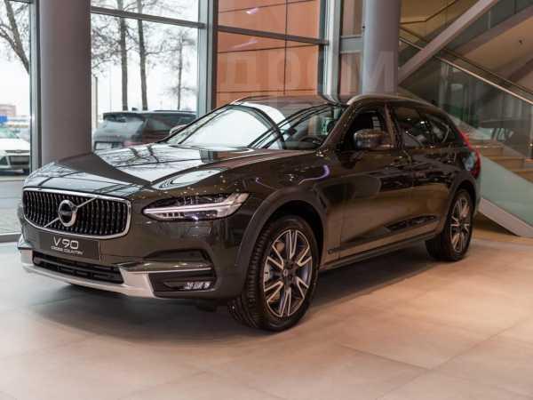 Volvo V90, 2019 год, 4 049 100 руб.