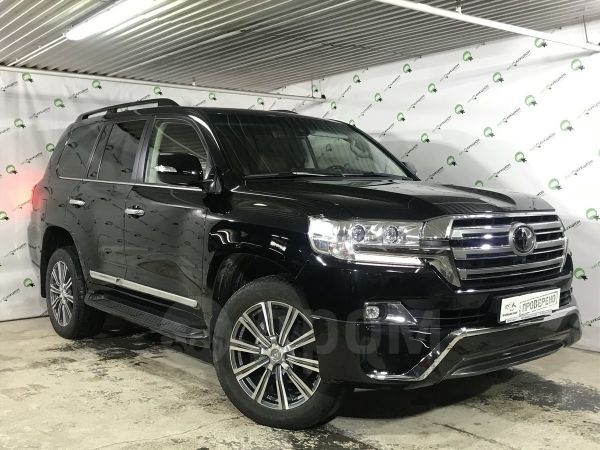 Toyota Land Cruiser, 2017 год, 3 780 000 руб.