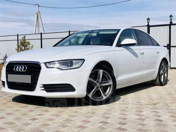 Audi A6, 2013 год, 1 110 000 руб.